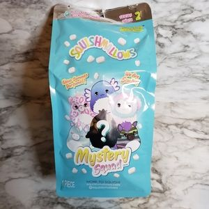 Squishmallow mystery mallow series 2 unopened.